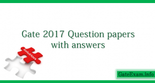 Gate-2017-question-papers-with-answers-all-branches