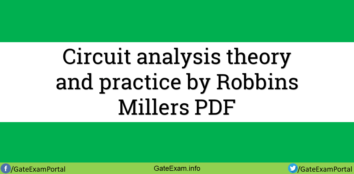 Circuit-analysis-theory-practice-robbins-millers-PDF