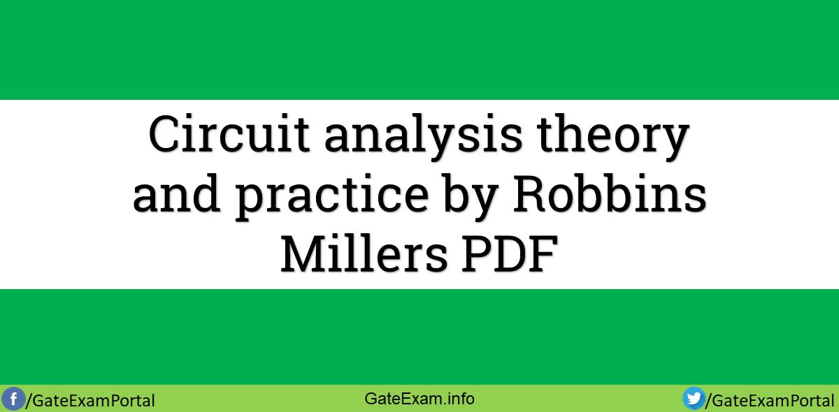 Circuit-analysis-theory-practice-robbins-millers-PDF