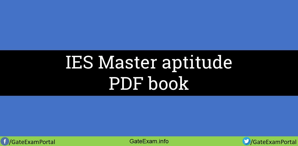 IES-master-aptitude-pdf-book