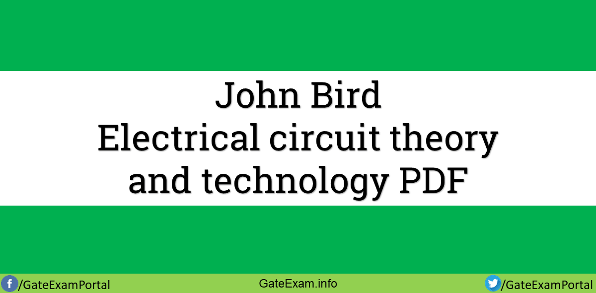 John-bird-electrical-circuit-theory-technology-pdf