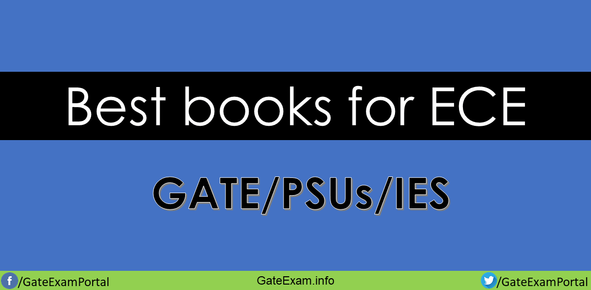 Best-books-Gate-ECE