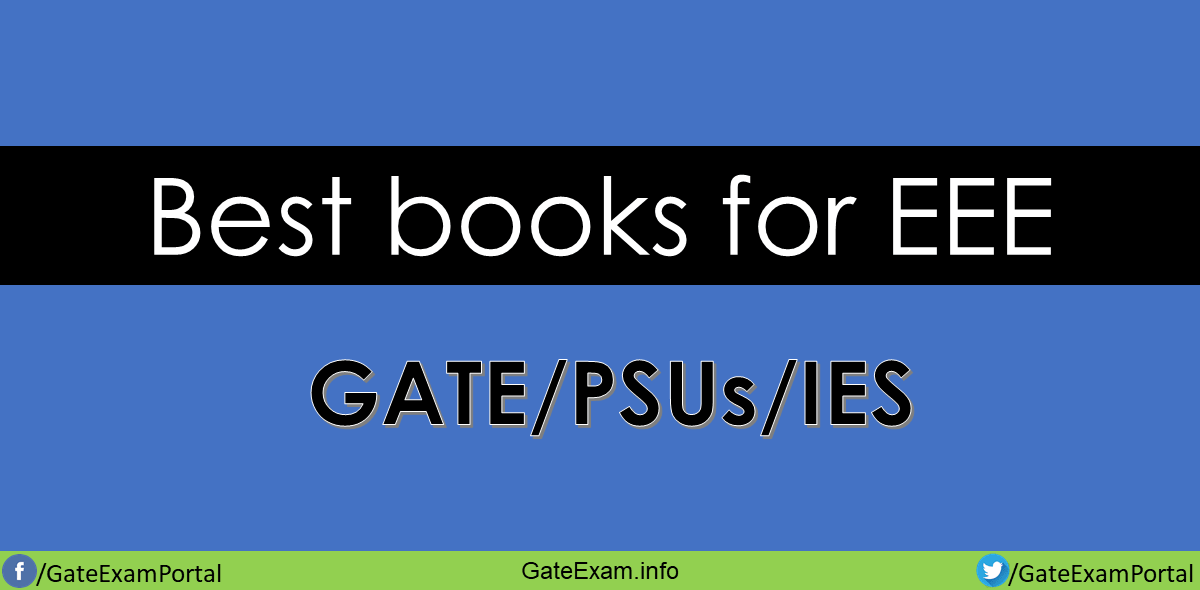 Best-books-Gate-EEE-electrical
